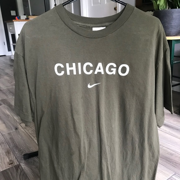 3d450dee7c39a Nike Chicago tee